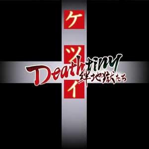 Ketsui Deathtiny Kizuna Jigoku Tachi