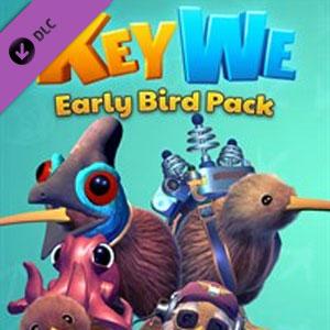 KeyWe Early Bird Pack