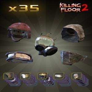 Killing Floor 2 Apocalypse Gear Cosmetic Bundle