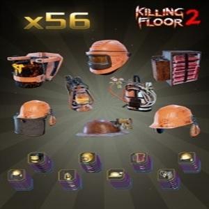 Killing Floor 2 Foundry Gear Cosmetic Bundle Pack