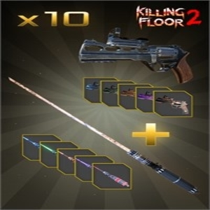 Killing Floor 2 Grim Treatments Weapon Bundle