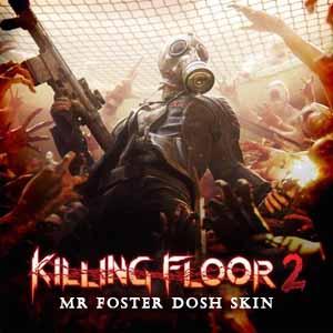 Acheter Killing Floor 2 Mr Foster Dosh Skin Clé Cd Comparateur Prix