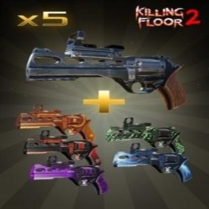 Killing Floor 2 Rhino Revolver