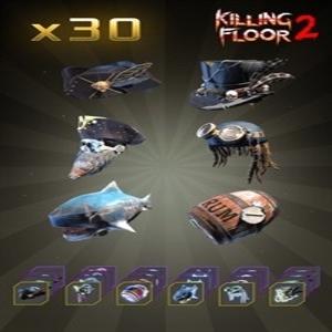 Killing Floor 2 Space Pirate Full Gear Bundle