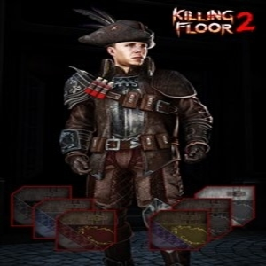 Killing Floor 2 Witch Hunter Outfit Bundle