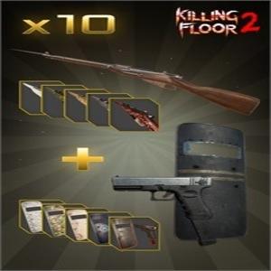 Killing Floor 2 Yuletide Horror Weapon Bundle