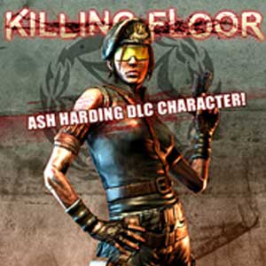 Killing Floor Ash Harding Character Pack