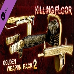 Killing Floor Golden Weapon Pack 2