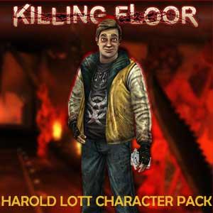 Killing Floor Harold Lott Character Pack