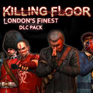 Acheter Killing Floor Londons Finest Character Pack Clé Cd Comparateur Prix