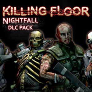 Acheter Killing Floor Nightfall Character Pack Clé Cd Comparateur Prix