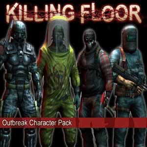 Acheter Killing Floor Outbreak Character Pack Clé Cd Comparateur Prix
