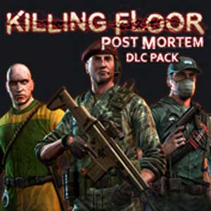 Killing Floor PostMortem Character Pack