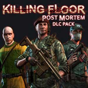 Acheter Killing Floor PostMortem Character Pack Clé Cd Comparateur Prix