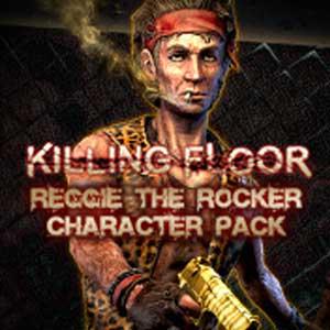 Killing Floor Reggie the Rocker Character Pack
