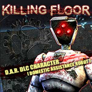 Killing Floor Robot Premium DLC Character