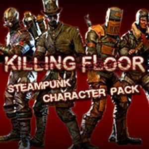 Acheter Killing Floor Steampunk Character Pack 1 Clé Cd Comparateur Prix