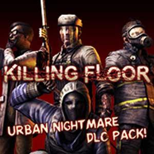 Killing Floor Urban Nightmare Character Pack