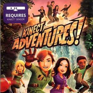 Acheter Kinect Adventures Xbox 360 Code Comparateur Prix