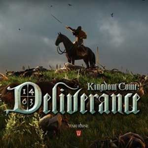 Acheter Kingdom Come Deliverance Clé Cd Comparateur Prix