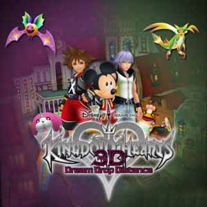 Acheter Kingdom Hearts 3D Dream Drop Distance Nintendo 3DS Download Code Comparateur Prix