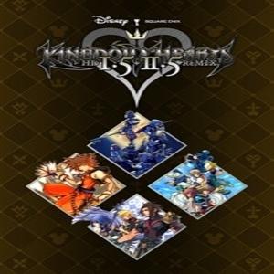 Acheter Kingdom Hearts HD 1.5+2.5 ReMIX Xbox One Comparateur Prix