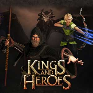 Acheter Kings and Heroes Clé Cd Comparateur Prix