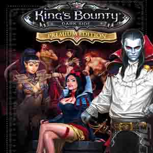 Acheter Kings Bounty The Dark Side Premium Edition Upgrade Clé Cd Comparateur Prix