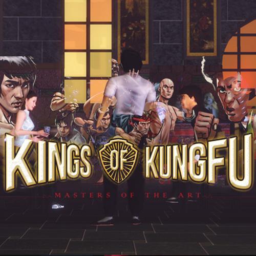 Acheter Kings of Kung Fu Clé Cd Comparateur Prix