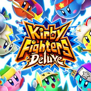 Acheter Kirby Fighters Deluxe Nintendo 3DS Download Code Comparateur Prix