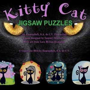 Acheter Kitty Cat Jigsaw Puzzles Clé Cd Comparateur Prix