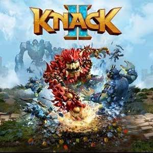 Telecharger Knack 2 PS4 code Comparateur Prix