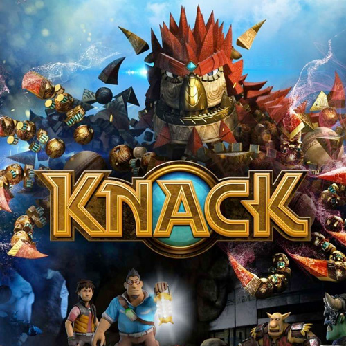 Telecharger Knack PS4 code Comparateur Prix