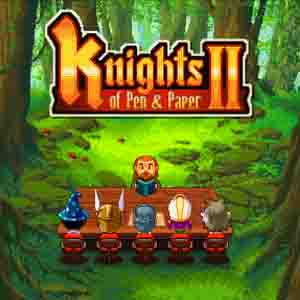 Acheter Knights of Pen and Paper 2 Clé Cd Comparateur Prix
