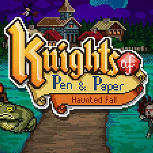 Acheter Knights of Pen & Paper Haunted Fall Clé Cd Comparateur Prix
