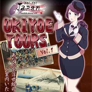 Acheter Koi-Koi Japan UKIYOE tours Vol.1 Clé CD Comparateur Prix