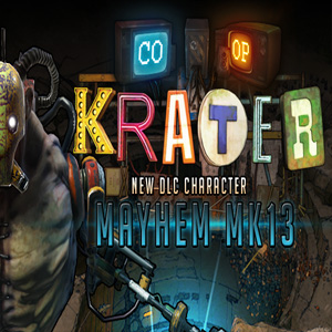 Acheter Krater Mayhem Mk 13 Character Clé Cd Comparateur Prix