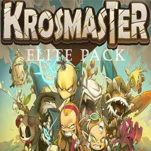 Acheter Krosmaster Elite Pack Clé Cd Comparateur Prix