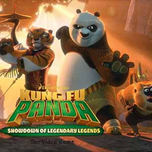 Telecharger Kung Fu Panda Showdown of Legends PS4 code Comparateur Prix