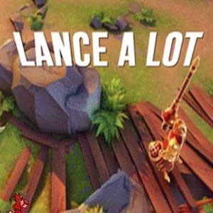 Lance A Lot