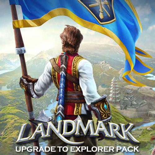 Acheter Landmark Upgrade to Explorer Pack Clé Cd Comparateur Prix