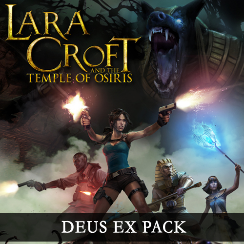 Acheter Lara Croft and the Temple of Osiris Deus Ex Pack Clé Cd Comparateur Prix