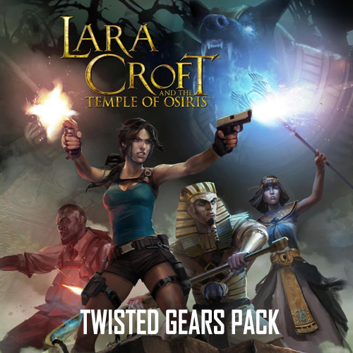Acheter Lara Croft and the Temple of Osiris Twisted Gears Pack Clé Cd Comparateur Prix