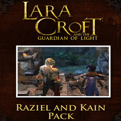 Acheter Lara Croft GoL Raziel and Kain Character Pack Clé Cd Comparateur Prix