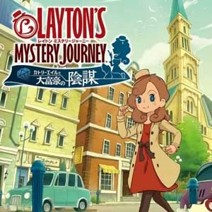 Layton Mystery Journey Katrielle And The Millionaires Conspiracy