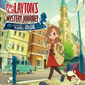 LAYTONS MYSTERY JOURNEY Lady Layton