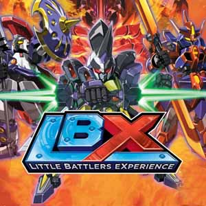 Acheter LBX Little Battlers Experiences Nintendo 3DS Download Code Comparateur Prix