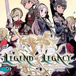 Acheter Legend of Legacy Nintendo 3DS Download Code Comparateur Prix