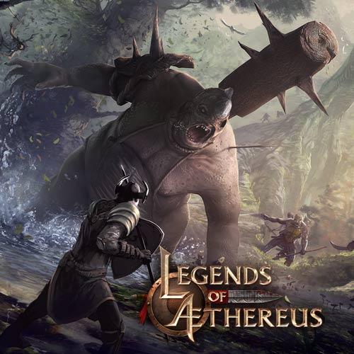 Acheter Legends of Aethereus clé CD Comparateur Prix