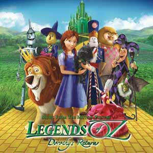 Acheter Legends of Oz Dorothys Return Nintendo 3DS Download Code Comparateur Prix